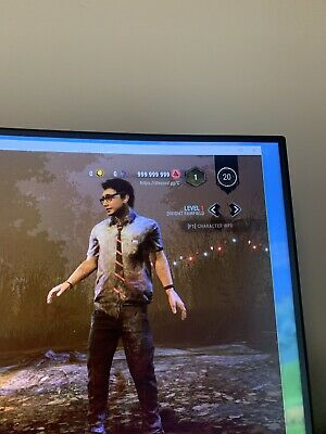 Dead By Daylight Blood HACKED ACCOUNT 1 Billion BP