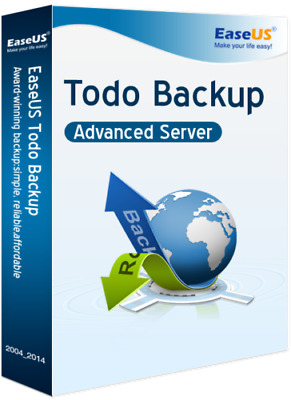 EaseUS Todo Backup Advanced Server 12.0 Vollversion Download