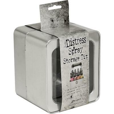 Tim Holtz Ranger - Storage Tin - Distress and Oxide Sprays