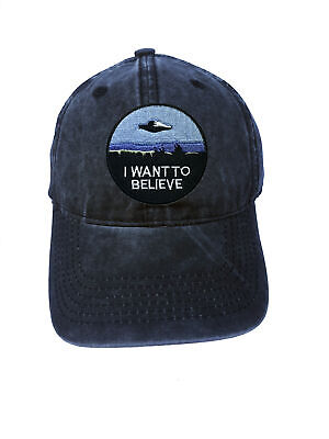 I NEED MY SPACE NASA Baseball Hat Cap Adjustable Back Insignia Embroidered