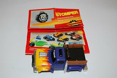 Schaper Stomper Dodge Power Wagon Toy Car Battery Op Body Only Ex Cond