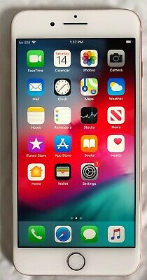 Apple iPhone 8 Plus - 64GB - Gold (Unlocked) A1897 (GSM) Immaculate Condition A+