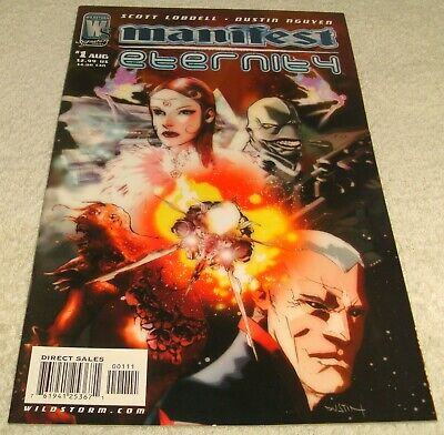 Wildstorm Comics Manifest Eternity 2006 # 1 Vf+