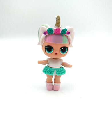 LOL Surprise Doll Series 3-012 Big Sister Confetti Pop UNICORN Gift Color Change