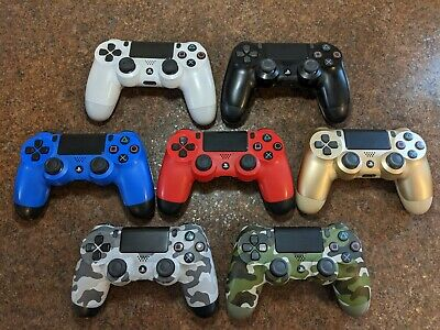 Official Sony Dualshock 4 Playstation 4 Controllers - You Choose! Combine, Save