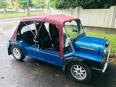 1980 Mini Moke (Piece Of Aus History / Rare Unique Collectible) Registered!!