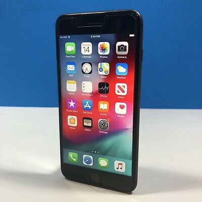 Apple iPhone 8 Plus - 64GB - Space Gray - (Unlocked) AT&T T-Mobile (A1897) (GSM)
