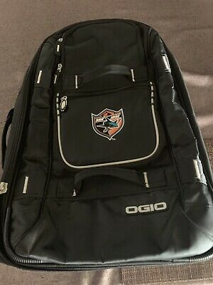 "Ogio 22""  Blackwheeled / Rolling Travel / Gear Bag / Sharks/ Luggage / Carry On"
