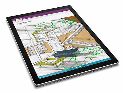 "Microsoft Surface Pro 4 12.3"" 128GB Wi-Fi Multi-Touch Tablet - Silver"