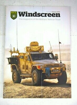 Windscreen Magazine Of The Military Vehicle Trust Issue 144
