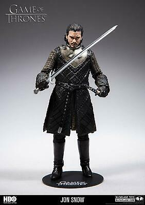 McFarlane Toys Game of Thrones - Jon Snow Action Figure* BRAND NEW* FREE US SHIP