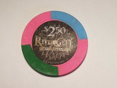 Casino Chip River City New Orleans Authentic Game Used $2.50