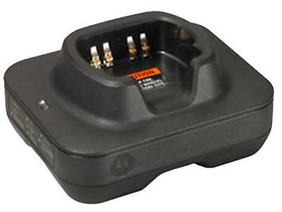 Motorola - Nntn8860A - Impress 2 Single Unit Charger - For Apx 6000, 7000, 8000