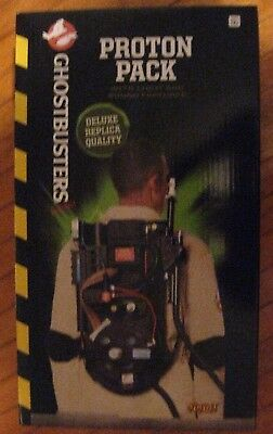 GHOSTBUSTERS Deluxe Replica PROTON PACK Spirit Halloween WORLD-WIDE SHIPPING