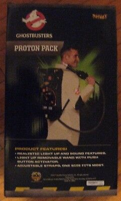 Deluxe Replica PROTON PACK Spirit Halloween WORLD SHIPPING GHOSTBUSTERS NIB