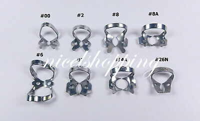1 Pc Stainless Steel Rubber Dam Clamps Brinker Frame Template Restorative