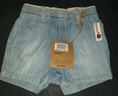 ** TIMBERLAND Baby Shorts Size 6 Months - New (box1) **