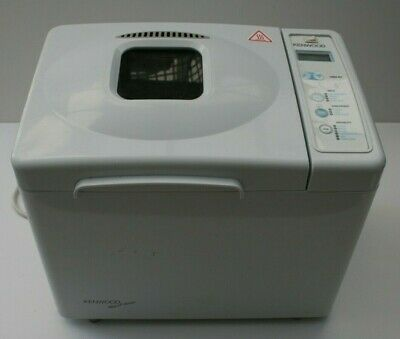 Kenwood Rapid-Bake Breadmaker Model BM200 with Instructions & Recipe Book
