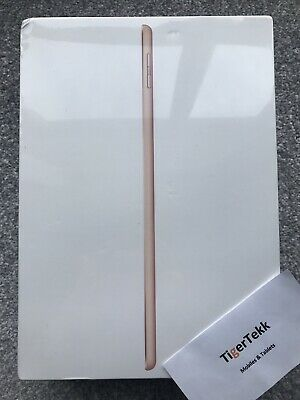 **BRAND NEW SEALED** Apple iPad (6th Generation) 32GB - Wi-Fi - Gold (A1893)