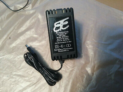 Genuine ETE  AC Adapter Charger In:240V Out:8Vdc 1.0A Model:PR8-1