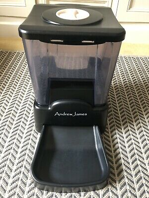 Andrew James 90 Day Automatic Pet Feeder With Timer | Dogs & Cats