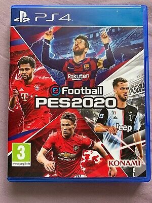 eFootball PES 2020 | PS4 | Mint Condition