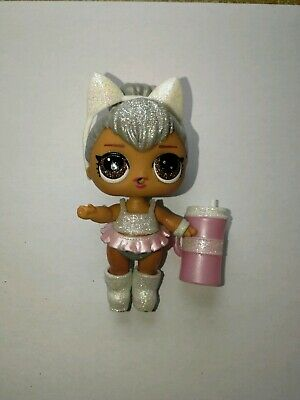 LOL Surprise Doll Kitty Queen ULTRA RARE Glam Glitter Series