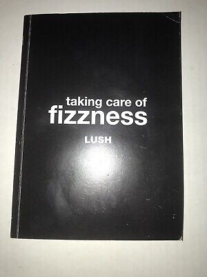 Lush Cosmetics Notebook