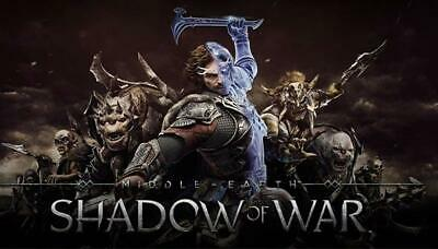 Middle-earth: Shadow of War - [PC] Steam, Region Free, Account - FAST DELIVERY