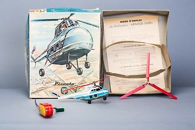 Arnold Piccolo SABENA Helicopter Hubschrauber 5400/395 - S 37898