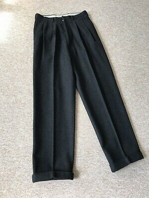 Vintage 1940s 1950s Trousers