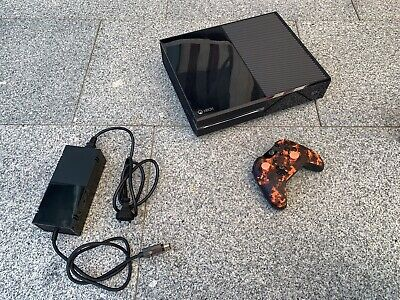 Microsoft Xbox ONE Model 1540 500GB schwarz Top Zustand
