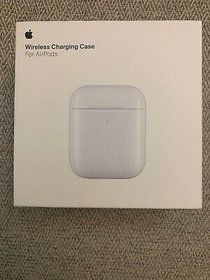 Genuine Apple AirPods 2nd Generation WIRELESS CHARGE CASE ONLY A1938 |NO AIRPODS