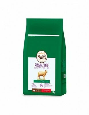 Nutro Grain Free Adult mini cordero