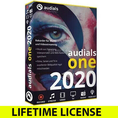 Audials One Platinum 2020🔑Latest Version 🔑Latest Version🔑Official Download