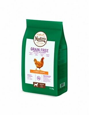 Nutro Grain free Adult Pollo