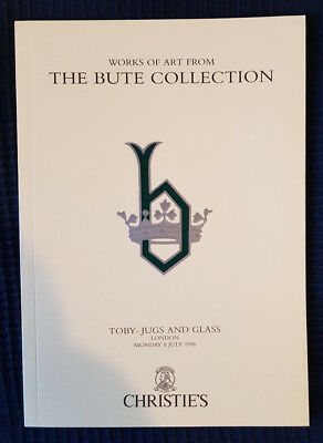 Christies 1996 WORKS OF ART FROM THE BUTE COLLECTION +results