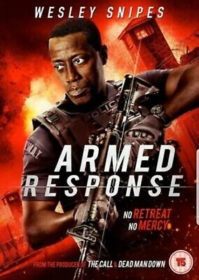 Armed Response DVD *NEW & SEALED*