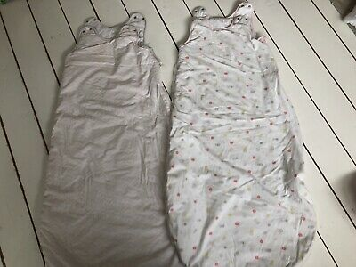 Mothercare Girls 2.5 Tog  Sleeping Bags 18-36 Months