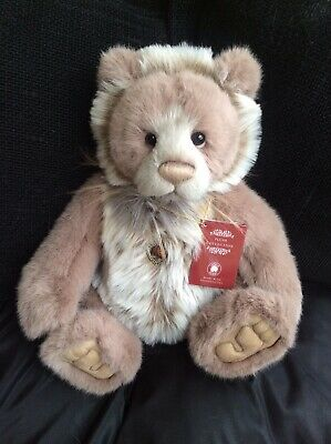 Charlie Bears Molly Coddle Secret Collection