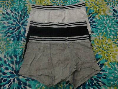 Lot Of 3 Mrp South African Mens Boxer Briefs Trunks Underwear Size M