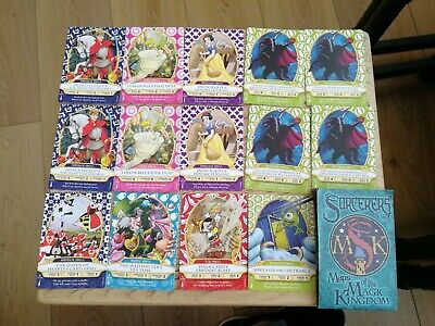 Disney sorcerers of the magic kingdom cards Common Plus Map