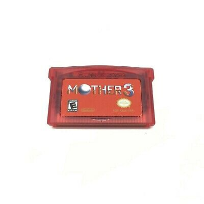 Mother 3 Earthbound Nintendo Gameboy Advance GBA English Translation