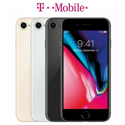 Apple  iPhone 8 64GB  | T-Mobile Network | - Free ONE Year Warranty