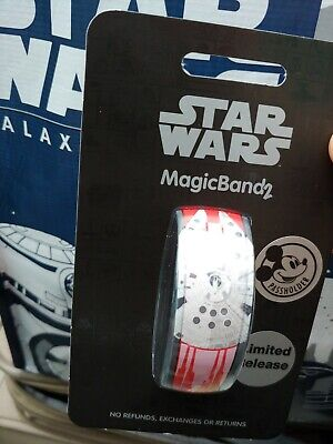 Disney Star Wars Galaxy's Edge Magic Band Annual Passholder Limited Release