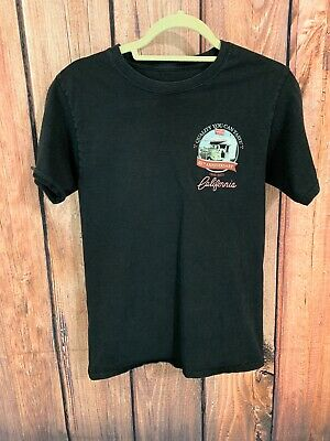 In-And-Out Burger California 65th Anniversary Black T-Shirt Small