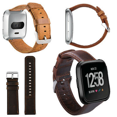 Leather Strap Replacement For LG Style W270 Bracelet Watch Bands Men / Women