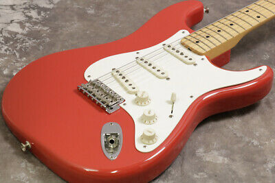 Fender Custom Shop 1956 Stratocaster NOS Fiesta Red 2007 Used w/Hard Case