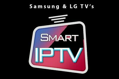 6 Months, Iptv Subscription, Lg Samsung, Mag, Fire Stk, Smarters, Xc