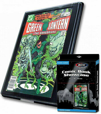 Bcw Comic Book Showcase Current  - BRAND NEW
